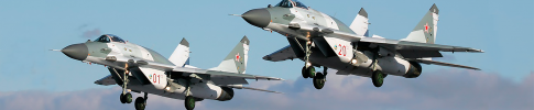 Задачей МиГ-29C является ПВО
